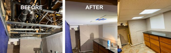 Drop Ceiling Services in Brooklyn